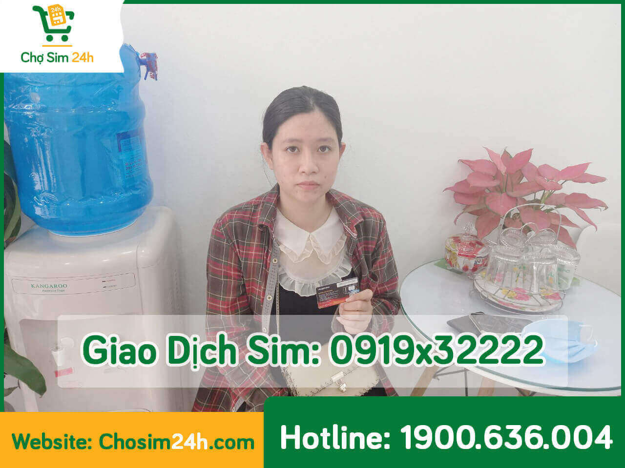 Bùng Nổ Tháng 8 Cùng Giao Dịch Hot 0919x32222 Vinaphone