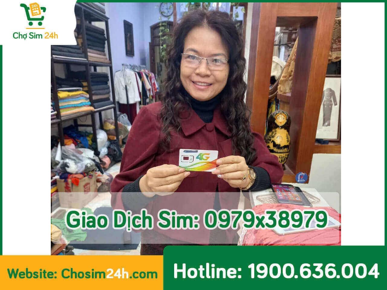 Giao Dịch Thành Công Sim Thần Tài 0979x38979 Mạng Viettel